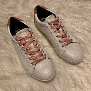 Sam Edelman Collins Flamingo Sneakers